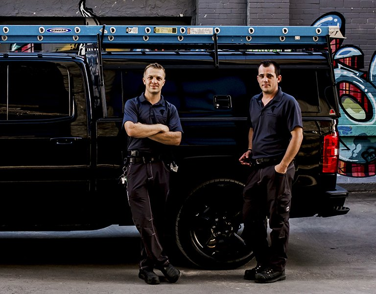 Family Business - Jovan and Toma